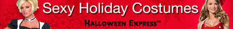 Sexy Holiday Costumes at Halloween Express