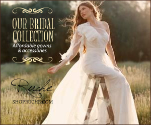 Ruche Bridal Fall 2012