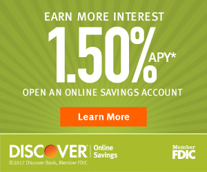 Discover Bank Offer