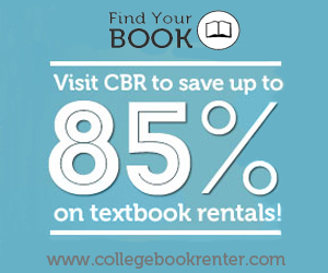 Get all the books you need this semester and save lots of money with College Book Renter