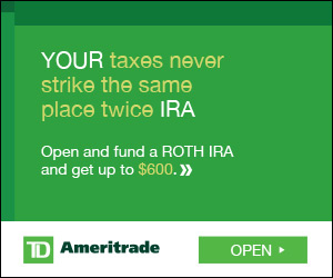 is a td ameritrade roth ira tax deductible
