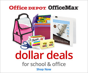Gear up for School with Dollar Deals on Supplies!