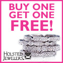 Buy 1 Get 1 at Holsted Jewelers