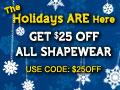 Free Shipping and $25 cash at n-fini Shapewear!