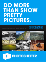 PhotoShelter: Do More Than Show Pretty Pictures