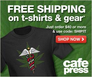 Medical Marijuana Themed Merchandise