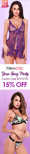 15% OFF Your Sexy Party120x600