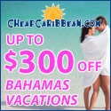 Bahamas up to $300* OFF