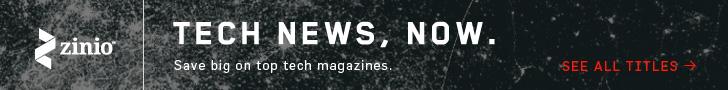 Save big on top tech magazines.