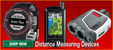 Golf GPS, Golf Watches, Rangefinders