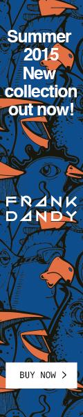Shop Frank Dandy underwear & swimwear