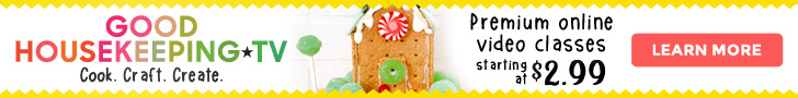 Banner 728x90 - gingerbread house