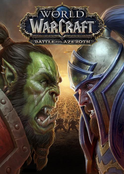 World Of Warcraft Battle For Azeroth Expansion Key EU