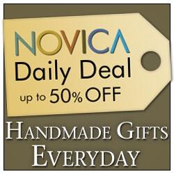 250x250 Novica Daily Deals