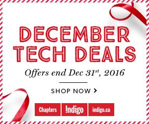 December Tech Deals!