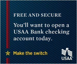 Open a Free USAA Secure Checking Account Today