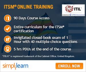 ITIL Intermediate RCV Training Online Course