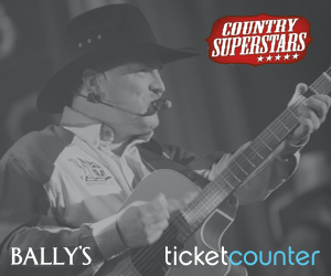 Purchase tickets to see Country Superstars at Ballys
