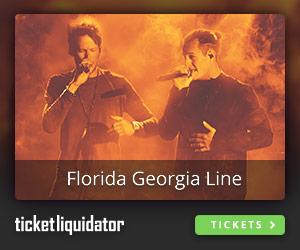 Florida Georgia Line tickets