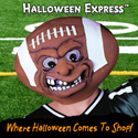 Score Points at Halloween Express