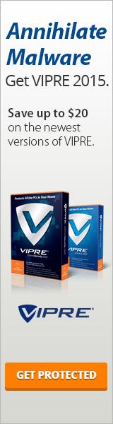 VIPRE 2015 160x600