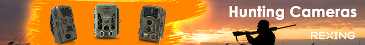 Rexing Trail Cams 10% OFF【SHOP NOW】