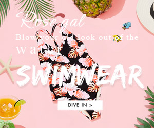 Dive In Water Swimwear Special Offer: Up to 64% OFF and Over 4000 Styles to Chose with FREE SHIPPING