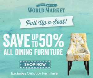 300x250 Save up to 50% All Dining Furniture
