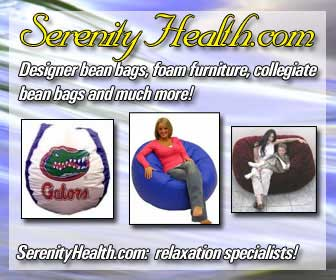 High Quality Bean Bags at SerenityHealth