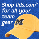 lids.comª - the #1 destination for Michigan Wolverines