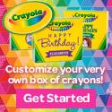 Crayola 125X125 Banner