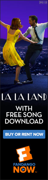 FandangoNOW - Free Song Download with the Purchase of LaLa Land