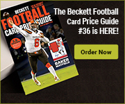 Beckett Football Card Price Guide #36
