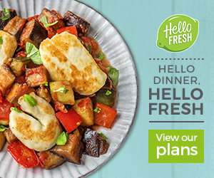 HelloFresh is the easy way to cook healthy meals