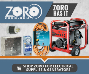 Shop Zoro.com for Electrical Supplies & Generators