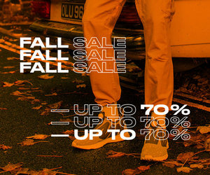 Sneakersnstuff Fall Sale 2018