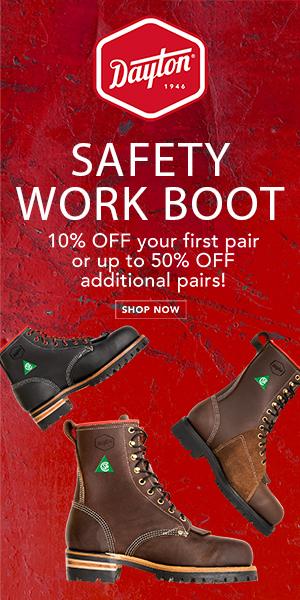 Dayton CSA Work Boots