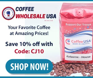 300x250 Coffee Wholesale USA 10% OFF Coupon