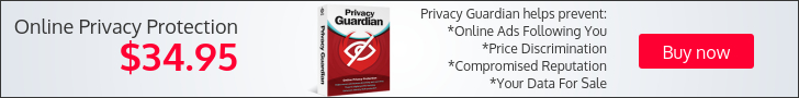 "Block access to your sensitive online data, device info and browsing habits with Privacy Guardianâ""¢"