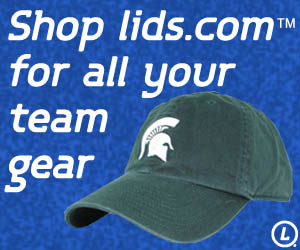 lids.comª - the #1 destination for Michigan State