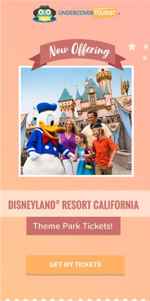 boletos para Disneyland baratos