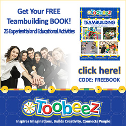 Toobeez - 250x250 - Team Building Activity Book