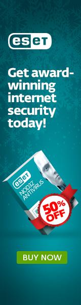 ESET Holiday Promo - 50% off ESET NOD32 Antivirus for Windows!