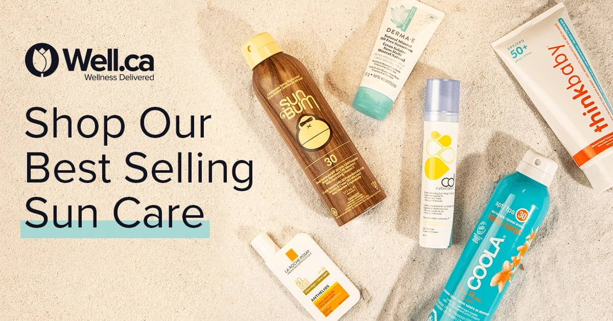 Shop Our Best Selling Sun Care