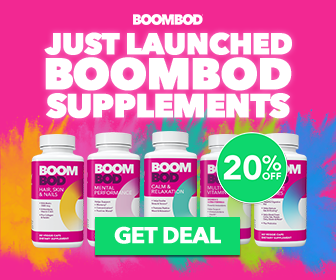 Boombod Supplements