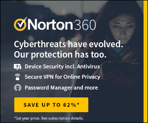 Norton 360 Special Offers