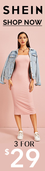 3 FOR US$29 at us.SHEIN.com. No Code Required. Offer Expires 03/02/2020