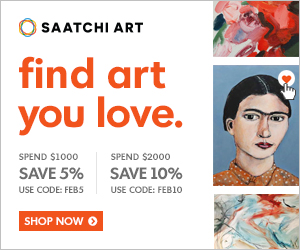 Saatchi Art - Save Up to 10% Off