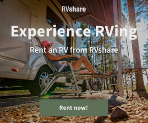 Hit The Road! Rent an RV