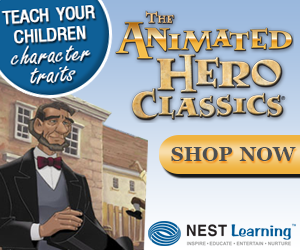 300x250 Animated Hero Classics
